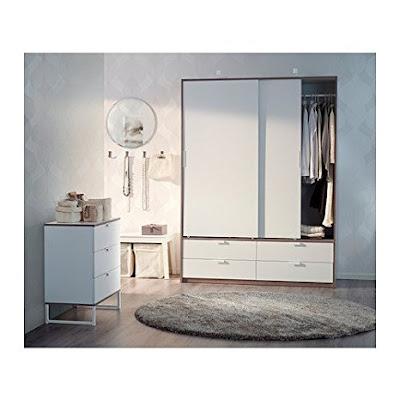 Desain Lemari Pakaian TRYSIL Dari IKEA