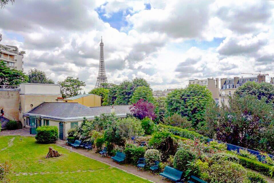 Paris la maison de balzac mus e d di l 39 crivain et souvenirs du village de passy xvi me - Cultiver des champignons de paris a la maison ...