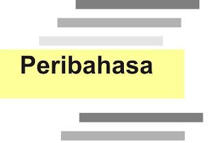 Contoh Peribahasa Indonesia Dari A-Z Dengan Artinya Lengkap