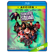 Escuadrón suicida (2016) EXTENDED BRRip 720p Audio Dual Latino-Ingles