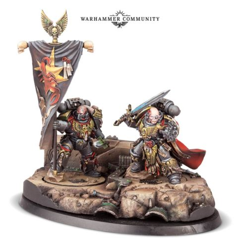 New Forgeworld Heroes