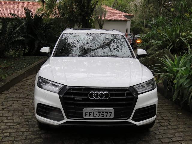 Audi Q5 2018 - Branco