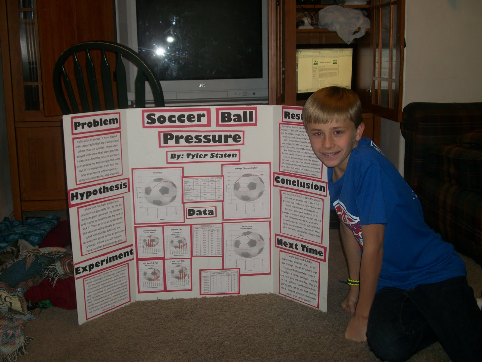 Cool 7th grade science projects