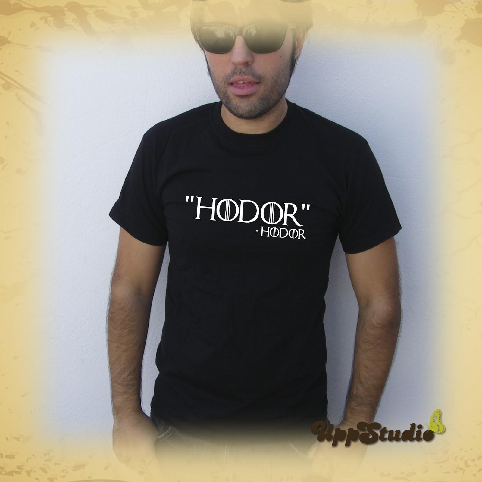Camiseta Hodor