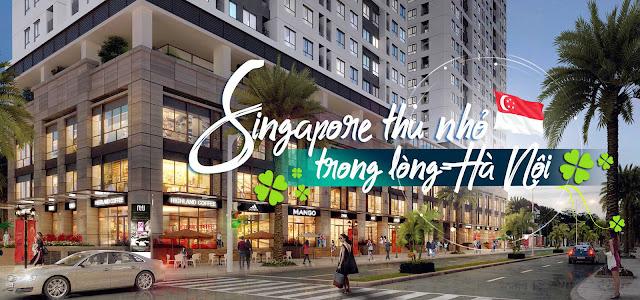 ICID Complex với phong cách sống Singapore