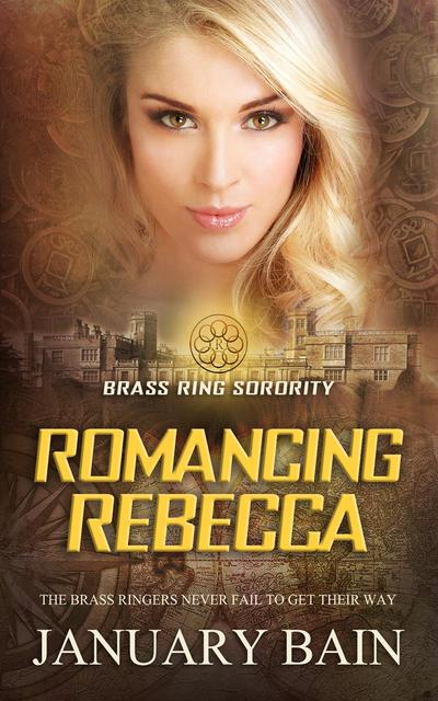 Romancing Rebecca cover
