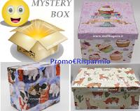 Logo Arrivano le ''Mistery Box'' con omaggi sicuri al loro interno! Scopriamo come riceverle!