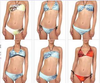 bikinis verano