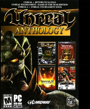 Unreal Anthology PC Full Español