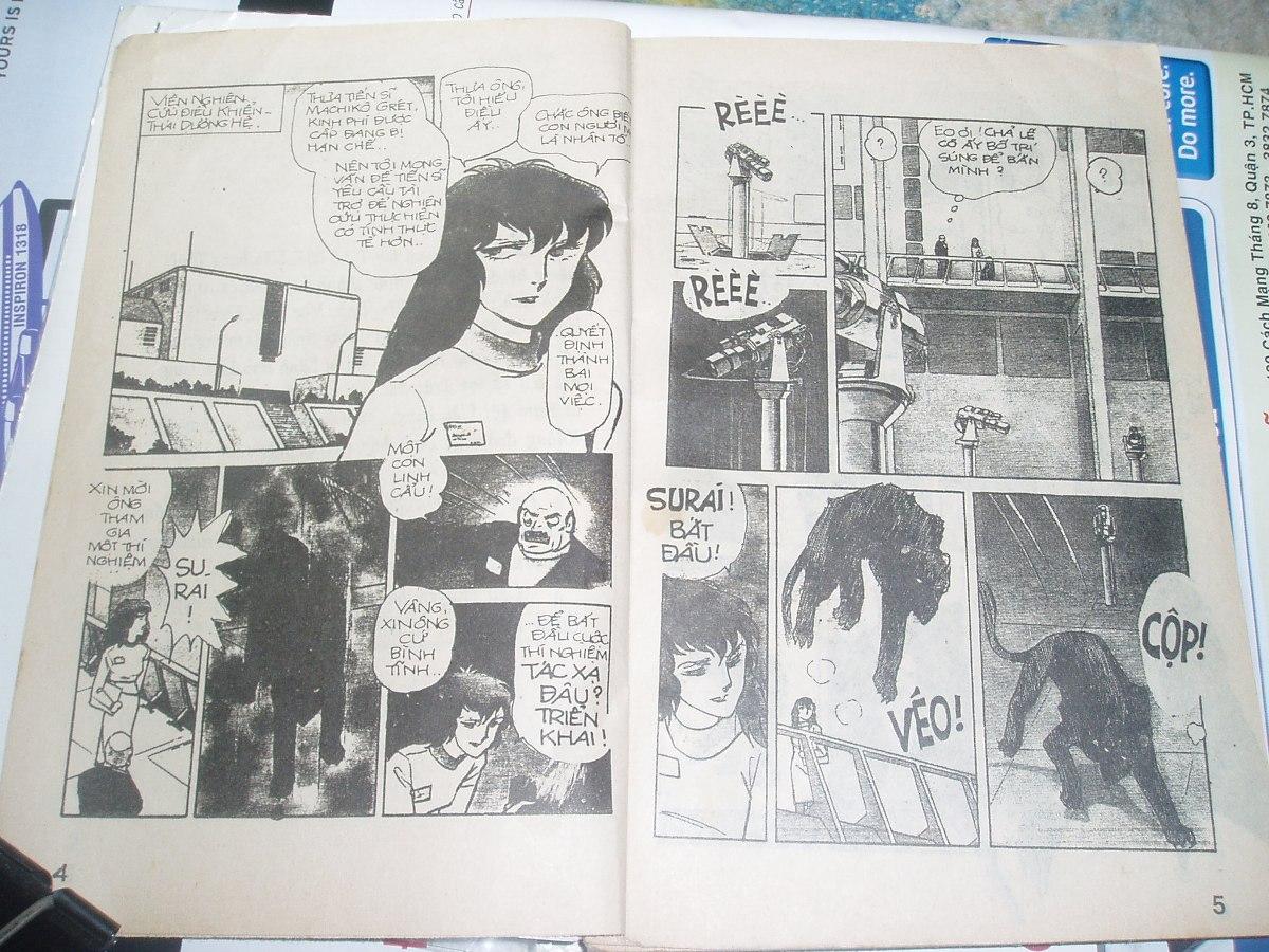 Siêu nhân Locke vol 01 trang 1