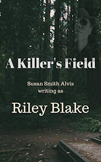 A Killer's Field - a fictional YA based on the Texas Killing Fields book promotion Riley Blake/Susan Smith Alvis