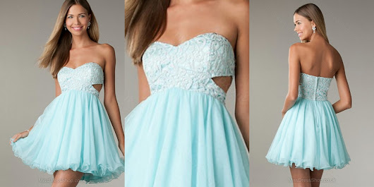 Cutest Prom Dresses Under $100