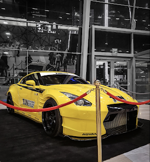 JUN GTR that KH franchised from Tokyo Auto Salon