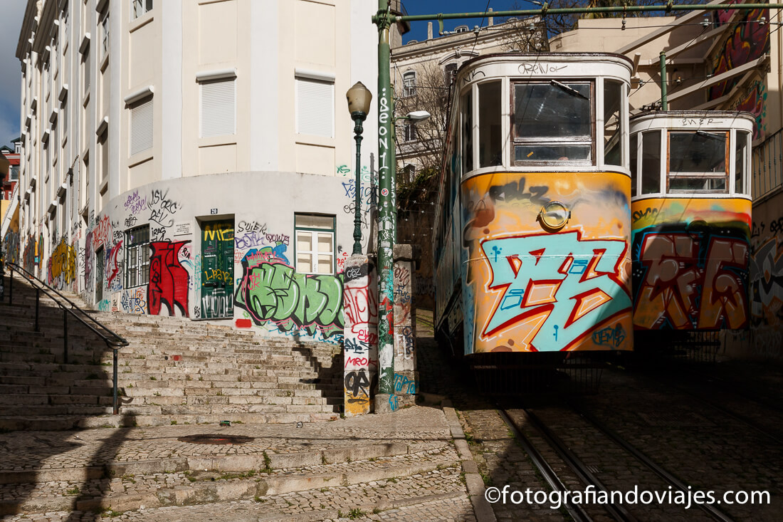 Elevadores de Lisboa, elevador da Lavra
