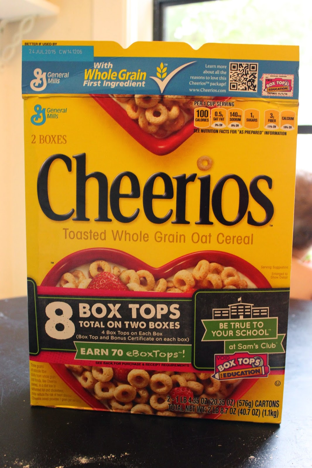 Faithful With The Little Repurposing Cereal Boxes Into School Work