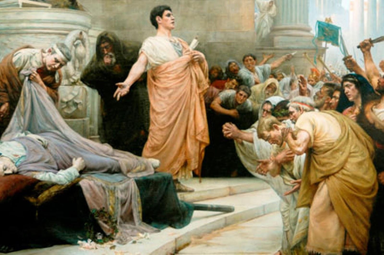 The Pandawa Five The Fallen Julius Caesar