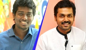 Atlee's Next Hero Karthi