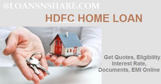 Housing Loans: Lic Housing Loan Emi Calculator