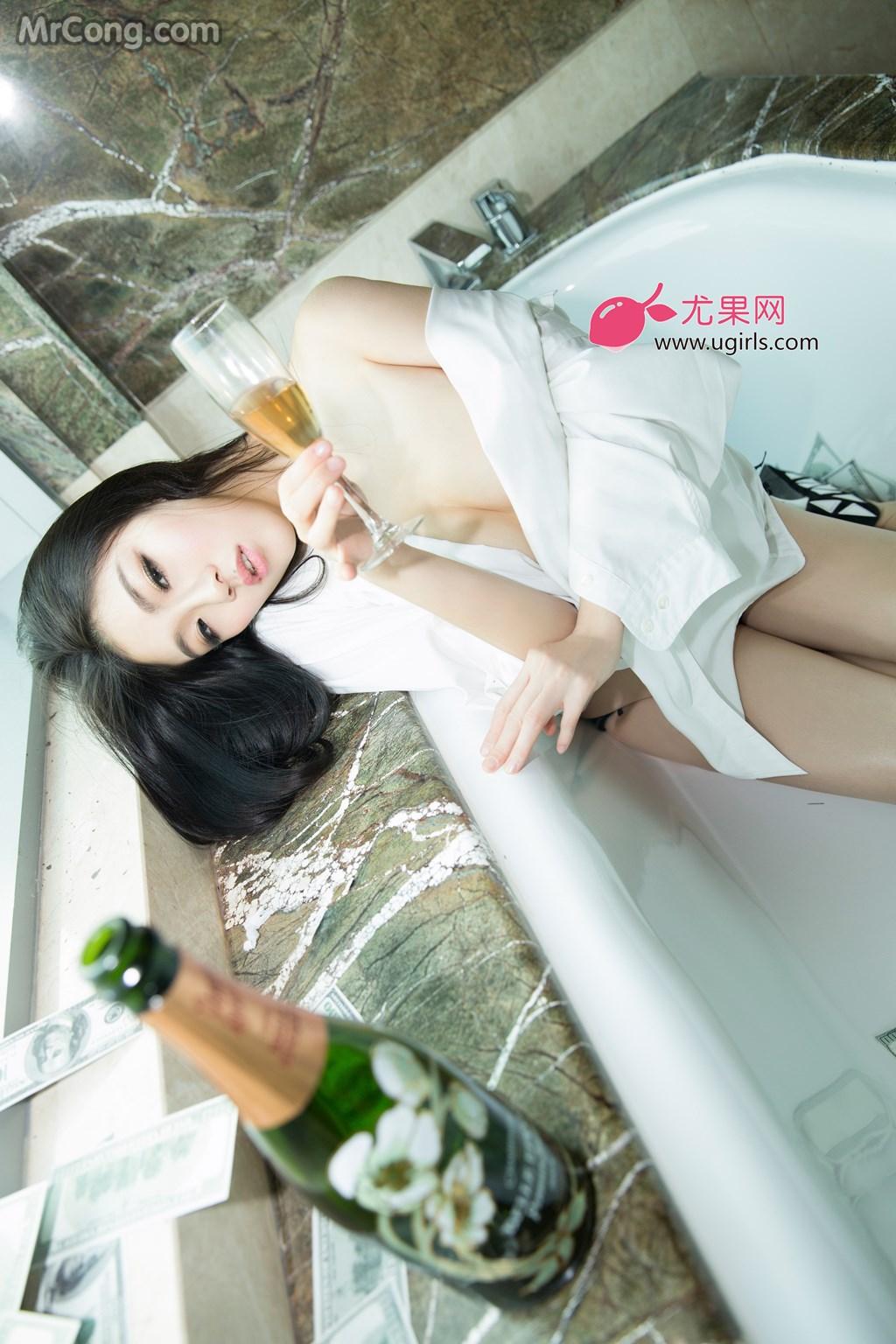 UGIRLS E002: Người mẫu Xu Wen Ting (许文婷) (50 ảnh)