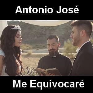 Antonio Jose Me Equivocare Acordes D Canciones