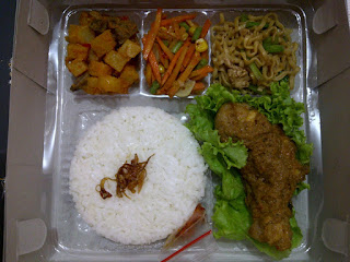 Nasi Box ( Bengkulu Catering )