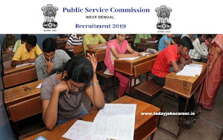 WBPSC Recruitment 2019 200-Livestock Development Asst Posts