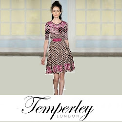 TEMPERLEY LONDON Dress and NATAN Dress Queen Matilde Style