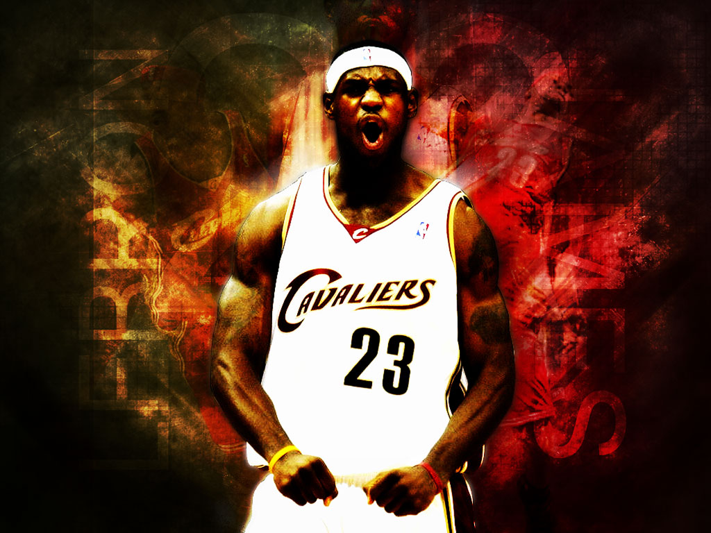 Sport Wallpaper James D Arcy: Lebron James Wallpapers