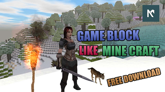 Game Android Dengan Block Mirip Minecraft