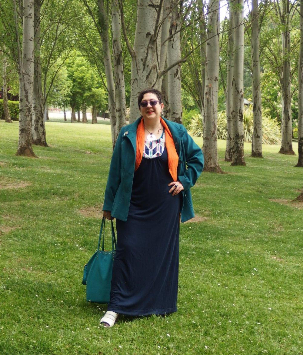 Señora Allnut: mayo 2018