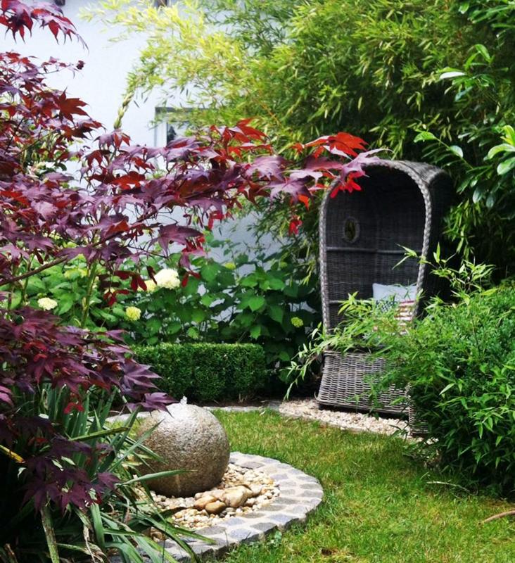 Der Garten Im Februar gartenbuddelei zeig uns deinen garten heute der garten sylvia