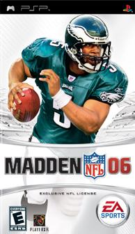 madden06 - Download Madden 2006 PSP for free