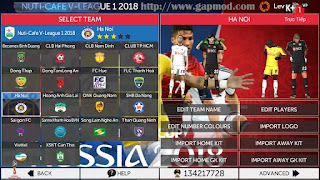 Download FTS Mod FIFA World Cup 2018 by NGO QUY TAI Apk + Data Obb