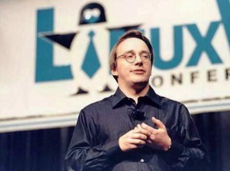 Penemu Linux