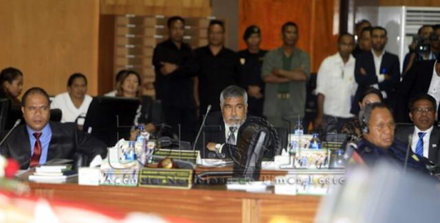 Coligação FDD timorense dissolvida depois de divisões nas primeiras sessões do parlamento