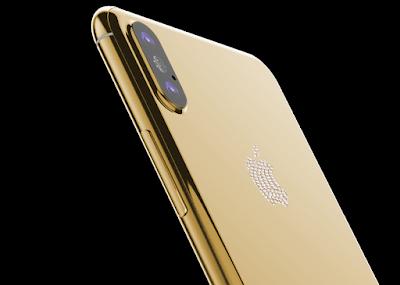 Βιαστείτε, τώρα μπορείτε να προ παραγγείλετε το χρυσό 24 καρατίων iPhone 8