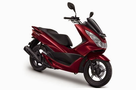 Motor honda pcx 150 indonesia #7