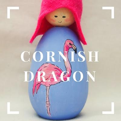 Cornish Dragon logo
