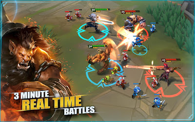 Champions Destiny Apk Free Download Latest Version 1.4.2 (Unlocked All) For Android
