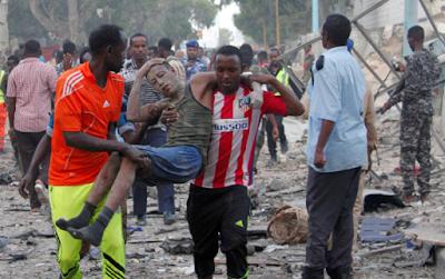 Polis Antara Mangsa Serangan Pengganas Di Somalia Pasangan Warga Emas Terpaksa Pakai Lampin - Tingkap Berita