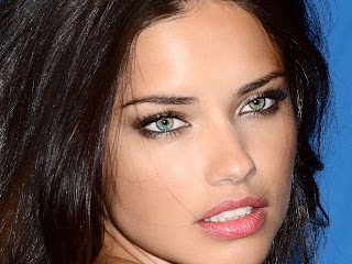 Model Adriana Lima hottest celebrities