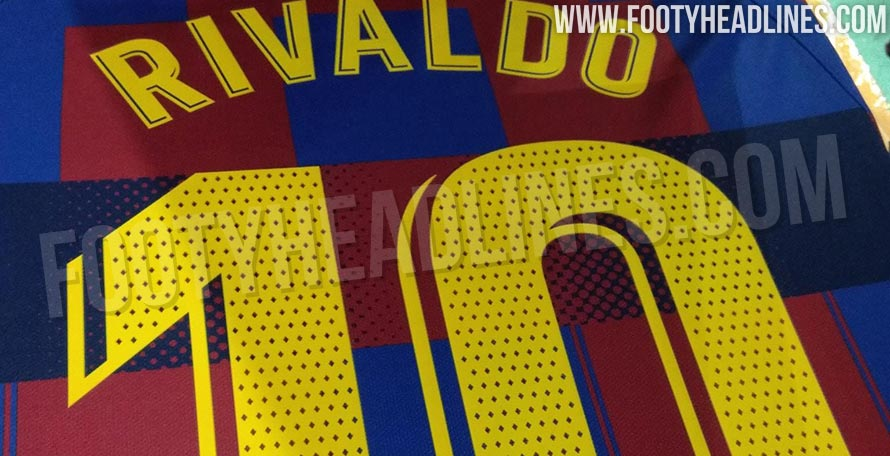 check out 4b4a6 f2731 NEW Pictures: Nike FC Barcelona Mashup Jersey Leaked ...