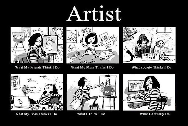 artist actually do 20 funny art memes that will make you laugh artpromotivate