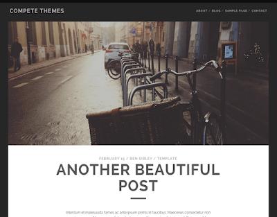 Ücretsiz Kişisel Blog Temaları