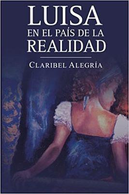 Carátula de Luisa en el país de la realidad (La Pereza Ediciones - 2013) de Claribel Alegría