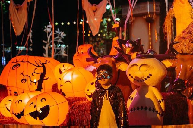 Halloween festival in Vietnam 1