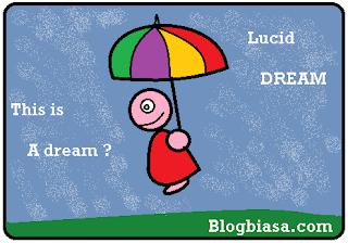 Apakah lucid dream itu nyata adanya ? Dan bagaimana rasanya lucid dream ?