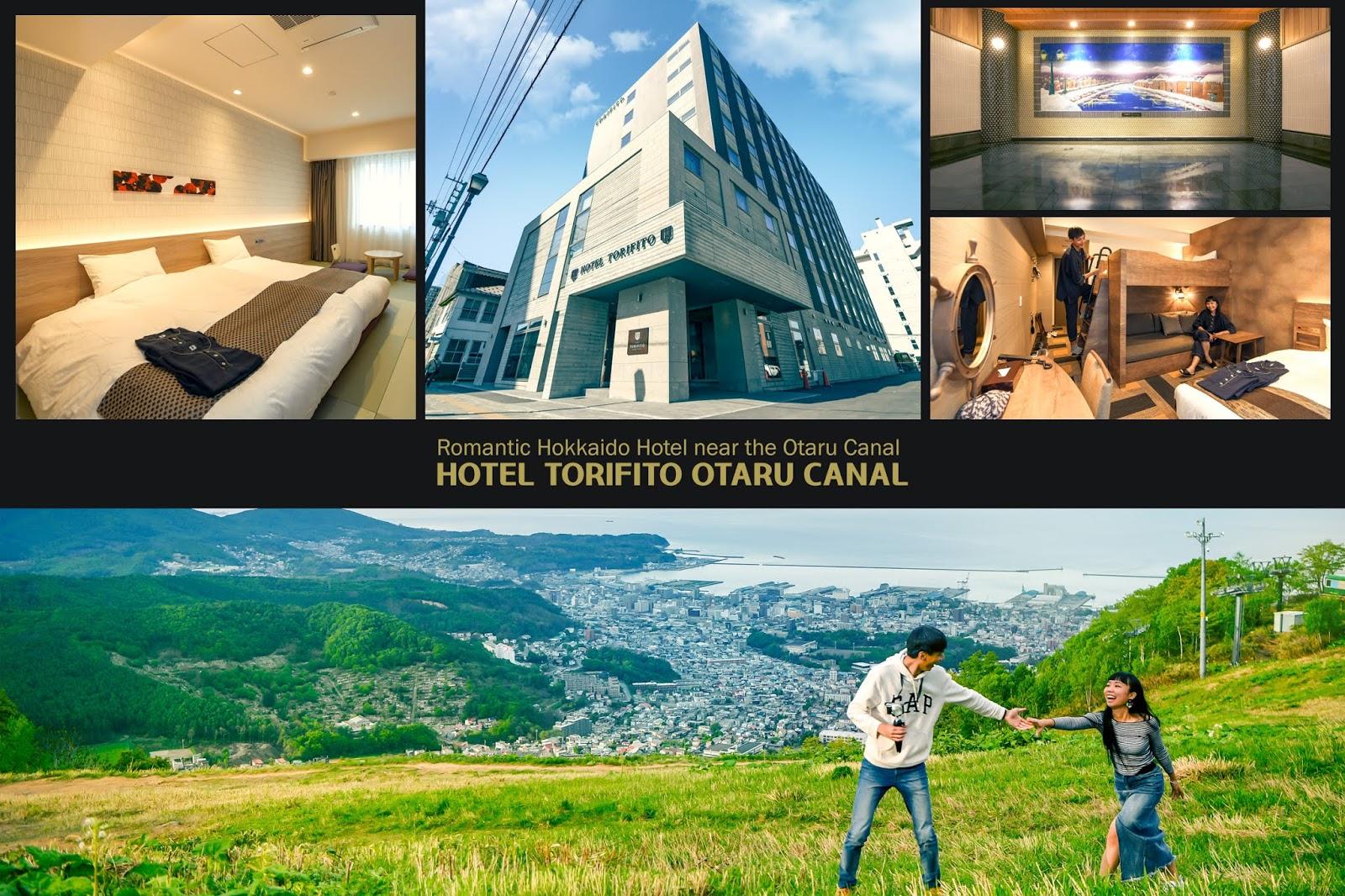 Hokkaido Travel 🏨 Otaru Recommended Food and Places to Go + Otaru ...