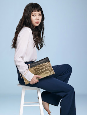 Gong Hyo Jin VINCIS Spring Summer 2016