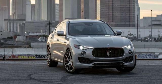 2017 Maserati Levante SQ4 Review